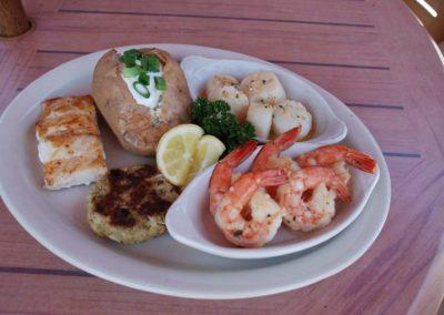Triple J Steaks and Seafood Restaurant in Panama City Beach